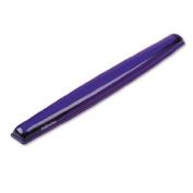 Gel Crystals Keyboard Wrist Rest Purple