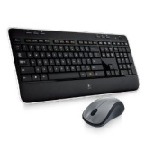 Logitech Wireless Combo Mk520 With Keyboard and Laser Mouse