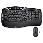 Logitech Wireless Wave MK550 Combo