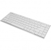 Macally Full Size Keyboard for iPad, iPhone and iPod Touch