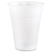 Plastic Cold Cups, 9oz, Translucent, 2500/Carton