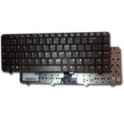DV2000 V3000 Laptop Keyboard - Black