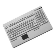 Easy-Touch Keyboard White
