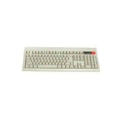 USB cable keyboard Beige