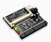 Syba SD-CF-IDE-DI IDE to CF Adaptor, Direct Insert, Connects to 8.9cm IDE Host Interface
