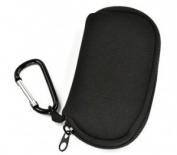 Bluecell Black Colour Neoprene Soft Protecter/Case/Bag for Apple Magic Mouse