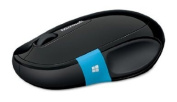 Microsoft Sculpt Comfort Mouse for Windows 7/8 with Bluetooth, EN/XC/XD/XX Canada Hardware, Black