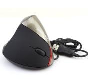 Generic Ergonomic Design Vertical Optical Mouse