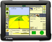 POSRUS Antiglare Touch screen protector for Trimble Ag GPS FmX Integrated Display **ONLY SOLD BY POSRUS**