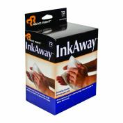 Advantus Read Right InkAway Hand Cleaning Wipes, 72 Wipes per Box