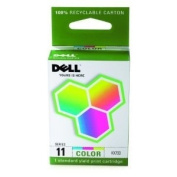 Genuine Dell DX516/KX703 (Series 11) Standard Capacity Colour Ink Cartridge