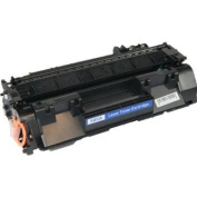 Toner Clinic ® TC-CE505A Compatible Laser Toner Cartridge for HP CE505A 05A 505A Compatible With HP Laserjet P2035, Laserjet P2035n, Laserjet P2055d, Laserjet P2055dn, Laserjet P2055x