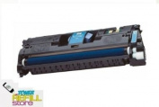 Toner Refill Store TM Cyan Toner Cartridge for the HP Q3971A 123A Colour LaserJet 2550 2550L 2550Ln 2550N 2820 2830 2840