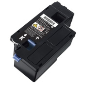 4G9HP Black 1250 Page Yield Toner Cartridge for Dell C1660W Colour Laser Printer