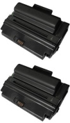 Clearprint © 106R01411 Compatible 2-pack of Black Toner Cartridges for Xerox Phaser 3300MFP Series printers