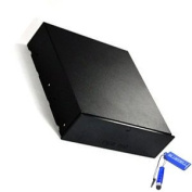 Bluecell Desktop computer 13cm Blank Drawer Rack for USB storage devices/small electronics storage organiser