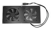 Coolerguys PRO-Metal Series Dual 80mm USB Powered Cooling kit CabCool802-M-USB