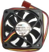 Proten 60 X 15mm Ball bearing Fan (3 Pin).