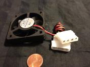 50 X50x10mm 4-pin Fk Dc Ball Bearing Pc Computer Case Cooling Fan Cpu 12v Cm B19
