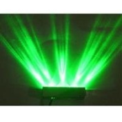 Logisys Green 5 LED Lazer Light, 12V DC Input Voltage