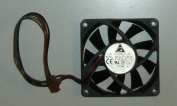 DELTA DC BRUSHLESS FAN AFB0712LB DC12V 0.14A, 3-WIRE, 70x15mm