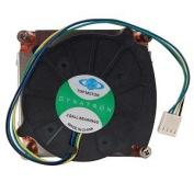 Dynatron K199 Socket LGA1156 Copper Heat Sink & 7.6cm Fan w/4-Pin Connector for Intel i5 & i7 CPUs
