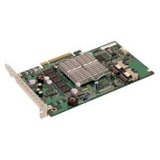 Supermicro Sunrise Lake USAS Card with Raid 0,1,10, Intel IOP348, Pci-e X8, 8 Ports and 3GB/S