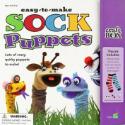Easy-to-make Sock Puppets