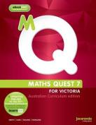 Maths Quest 7 for Victoria Australian Curriculum Edition & LearnON