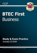 BTEC First in Business - Study & Exam Practice with CD-ROM