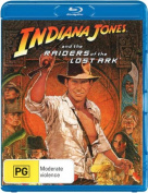Indiana Jones and the Raiders of the Lost Ark  [Region B] [Blu-ray]