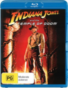 Indiana Jones and the Temple of Doom  [Region B] [Blu-ray]