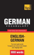 German Vocabulary for English Speakers - 9000 Words