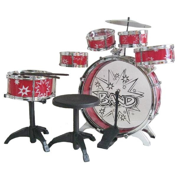 7pc My First Band Drum Set Red Shop Online For Toys In Fiji