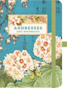 Green Address & Birthday Cartolina - Fiona Richards