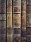 Magneto Blank Lg Antique Books