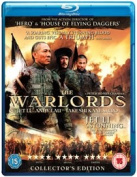 The Warlords [Regions 2,4] [Blu-ray]