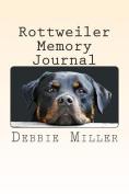 Rottweiler Memory Journal