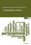 La Participation A L'Epreuve  [FRE]