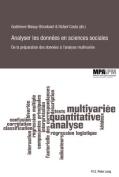 Analyser Les Donnees En Sciences Sociales [FRE]