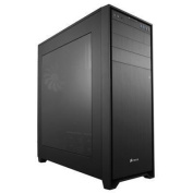 Corsair Obsidian 750D Black Full Tower Case with Window, No PSU, 3x 140mm fans, ATX/m ATX/EATX,