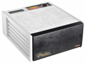 Excalibur 3500 5-Tray Deluxe Food Dehydrator White