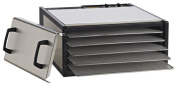 Excalibur - 5-Tray Dehydrator - Stainless-Steel