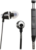 Klipsch - Image Headphones for Android - Black