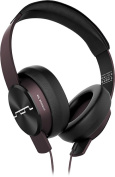 SOL REPUBLIC - Master Tracks XC Over-the-Ear Headphones - Singularity Red
