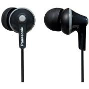Panasonic In-Ear Headset for Mobile Phones, Black