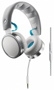 Philips SHO7205WT/28 O'Neill The Construct Headband Headphones, White