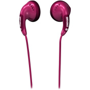 Maxell - Colour Buds Stereo Earphone - Red