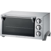 DeLonghi - SfornaTutto Convection Toaster Oven - Stainless-Steel