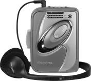 Memorex - Cassette Player with AM/FM Radio